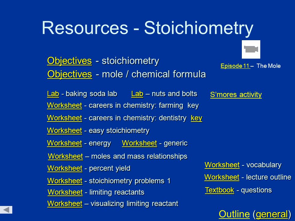 excess reactant ppt video online download. Black Bedroom Furniture Sets. Home Design Ideas