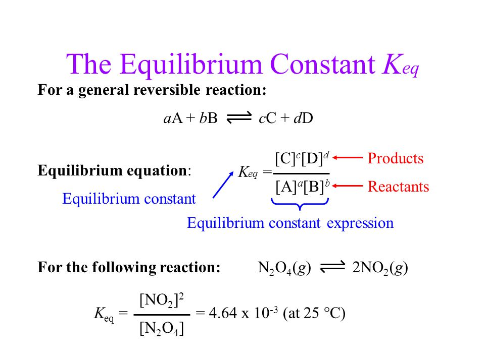 determining of equllibrium constant Spectrophotometric determination of the equilibrium constant of a reaction t delos santos department of chemical engineering, college of engineering university of the philippines, diliman, quezon city, philippines submitted april 4, 2013 abstract the objective of the experiment was to calculate the.