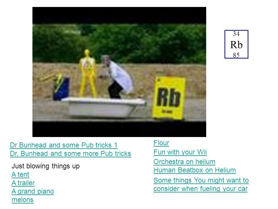 Rb 34 85 Flour Dr Bunhead and some Pub tricks 1