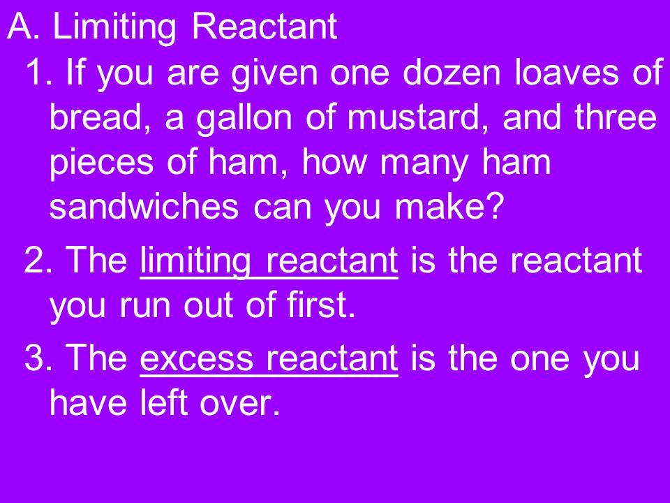 A. Limiting Reactant