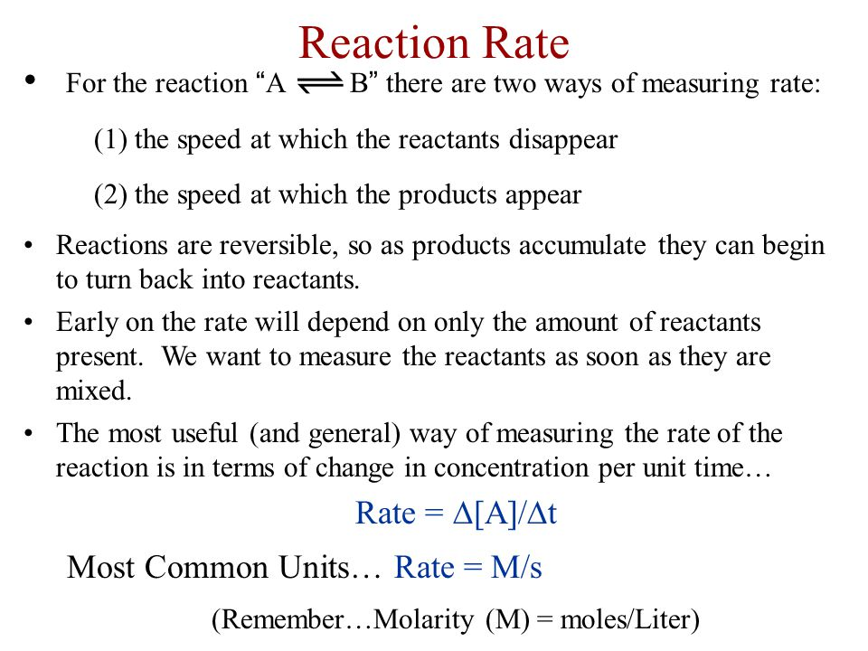 (Remember…Molarity (M) = moles/Liter)