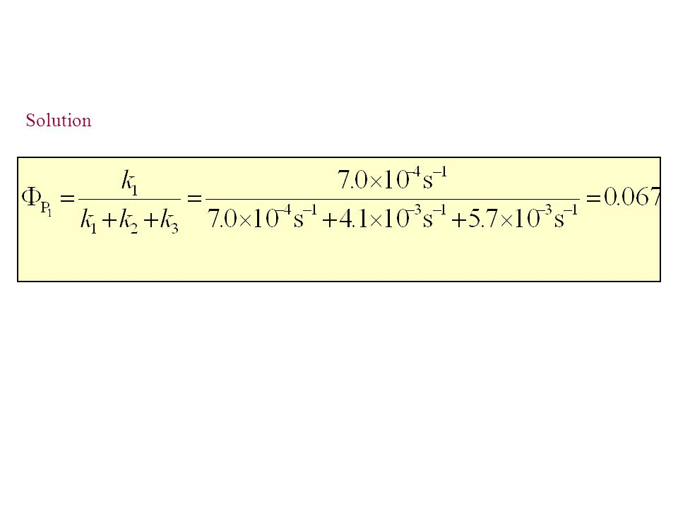 Example Problem 36.7 Solution