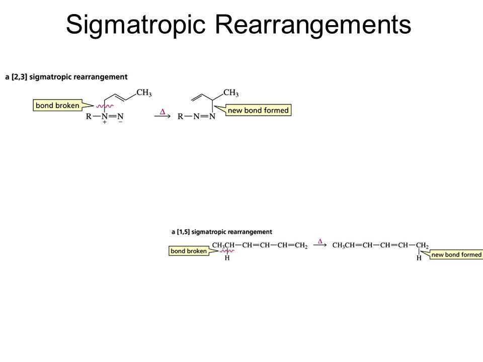 Sigmatropic Rearrangements