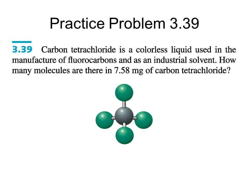 Practice Problem 3.39