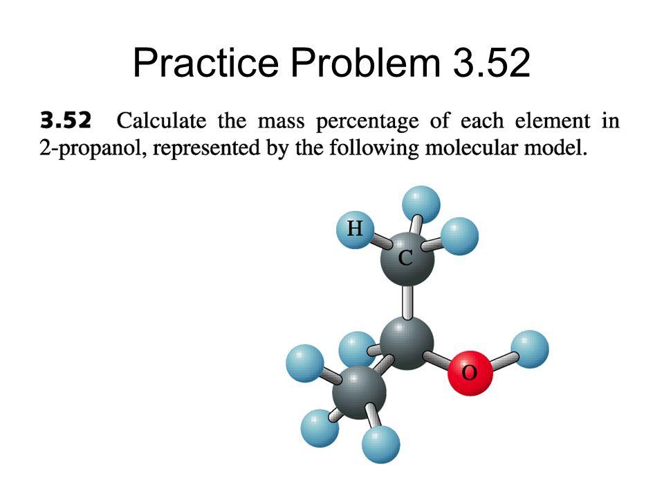 Practice Problem 3.52