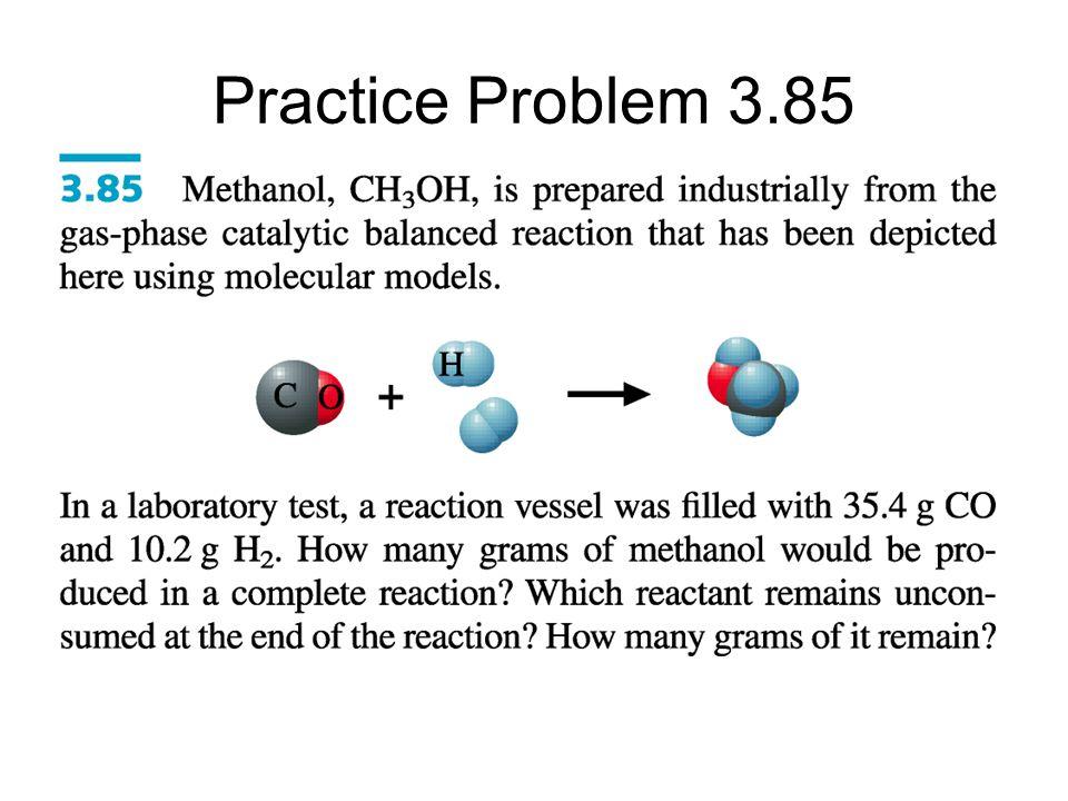 Practice Problem 3.85