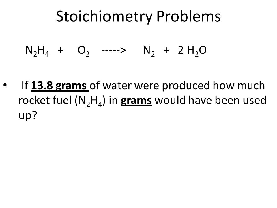 Why Is Stoichiometry Important?
