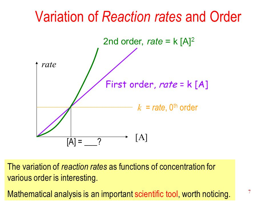 rate of chemical reaction pdf