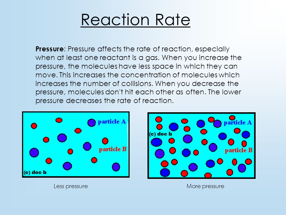 Reaction Rate