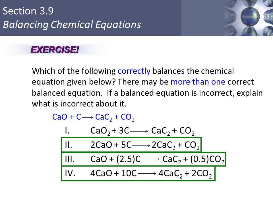 I. CaO2 + 3C CaC2 + CO2 II. 2CaO + 5C 2CaC2 + CO2