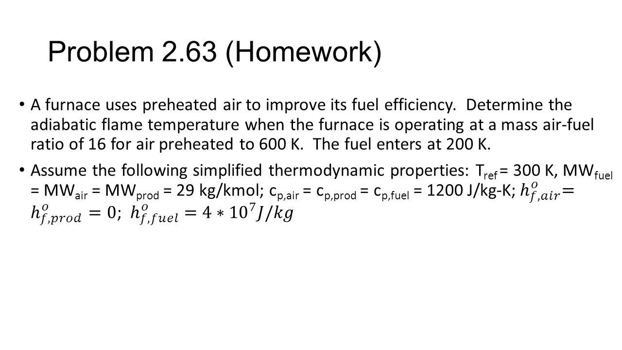 Problem 2.63 (Homework)