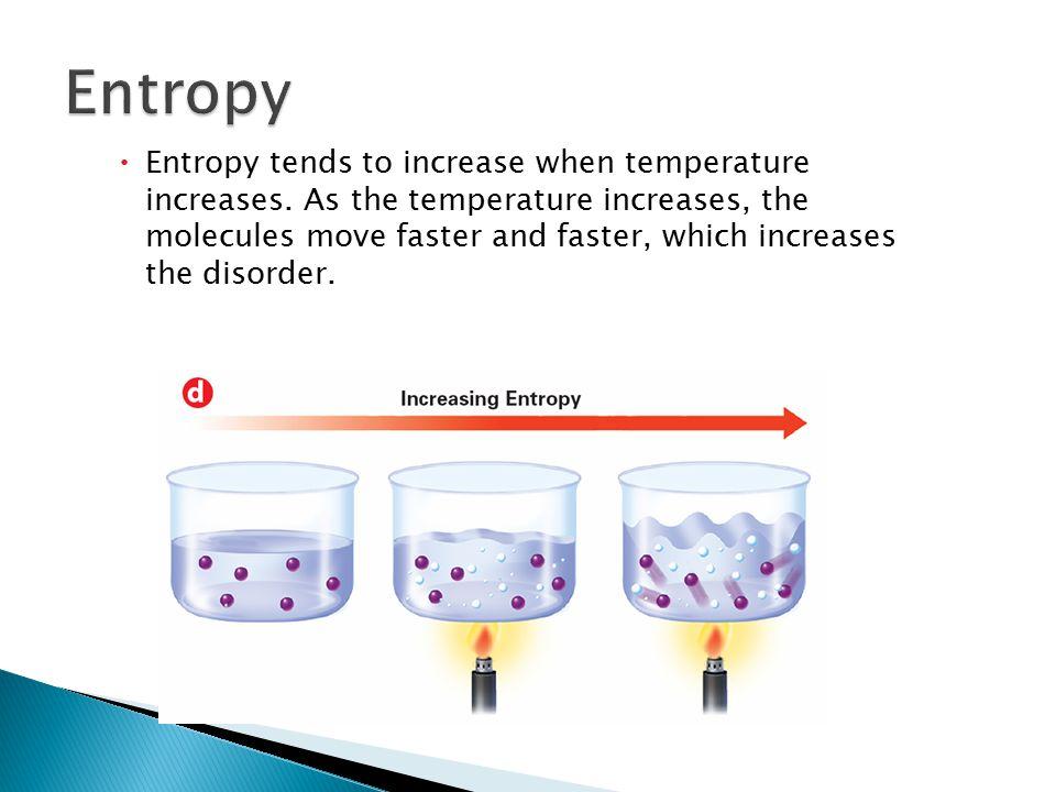 18.4 Entropy.