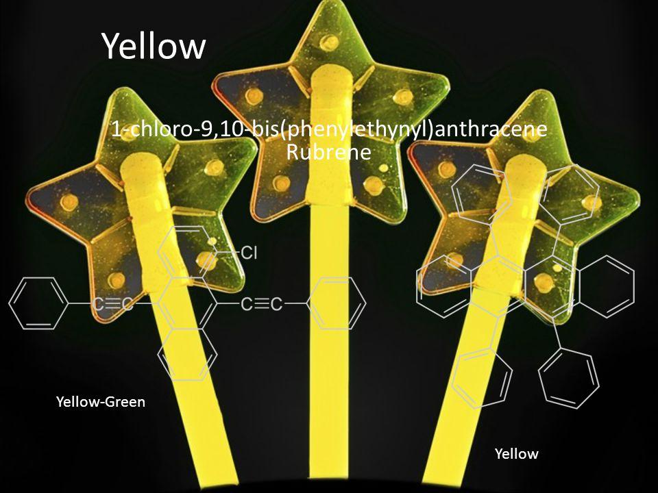 1-chloro-9,10-bis(phenylethynyl)anthracene Rubrene