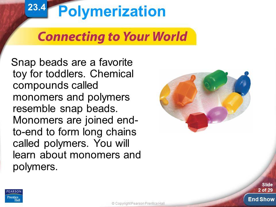 23.4 Polymerization.