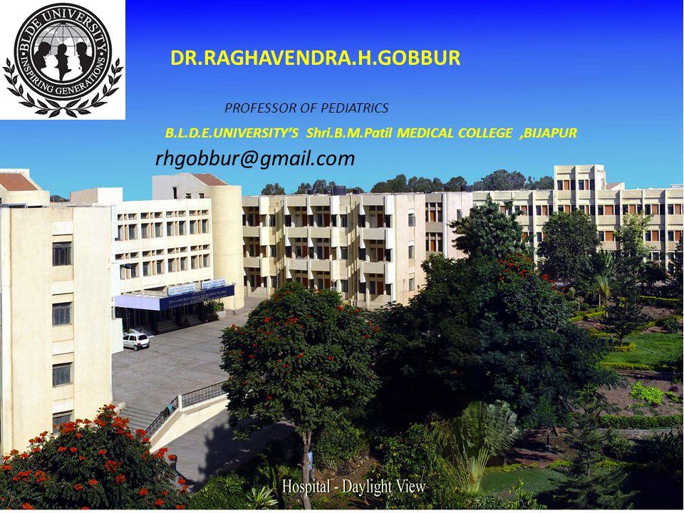 DR.RAGHAVENDRA.H.GOBBUR