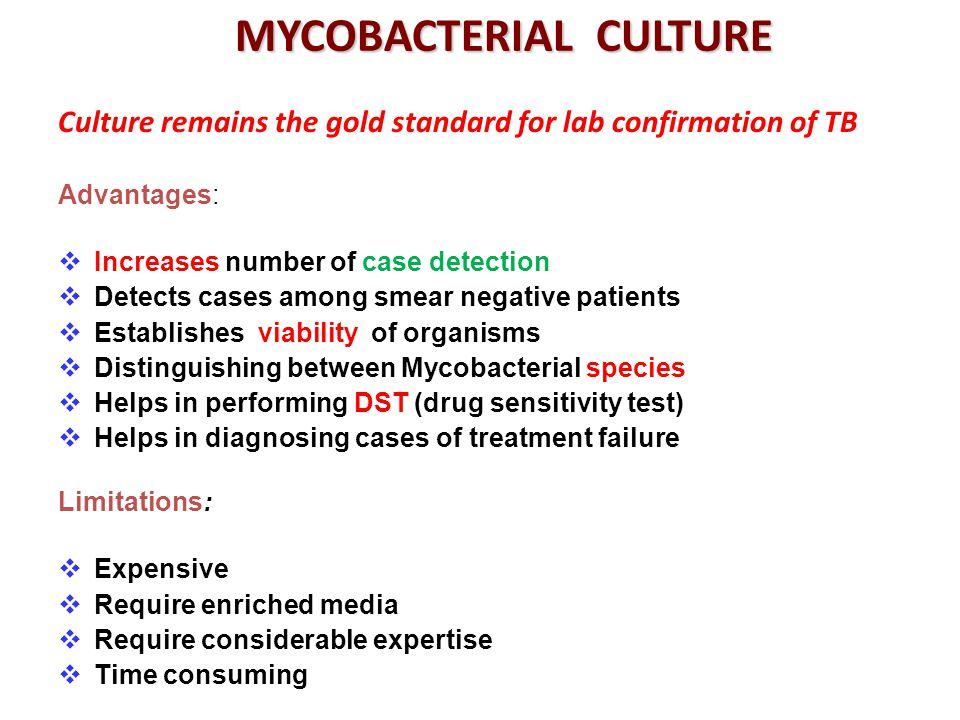 MYCOBACTERIAL CULTURE