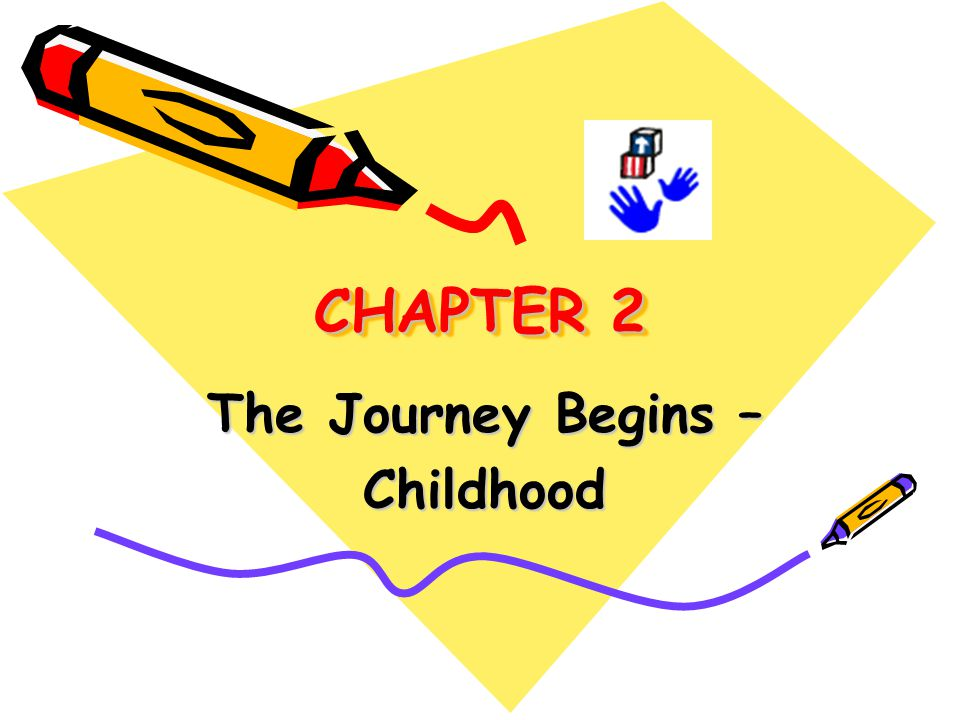 The Journey Begins – Childhood