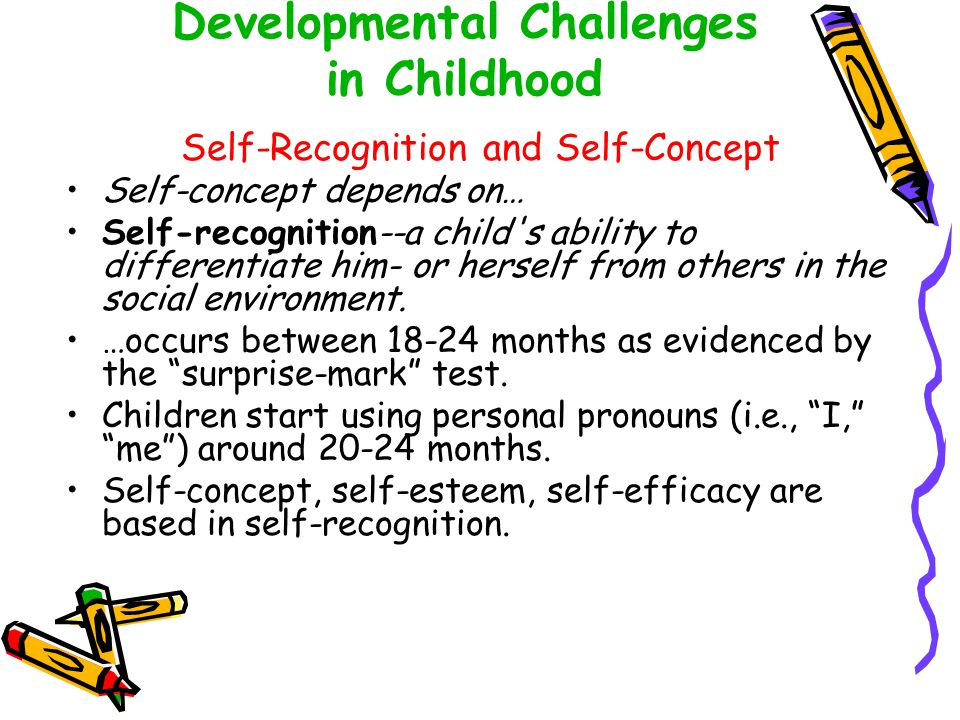Developmental Challenges in Childhood
