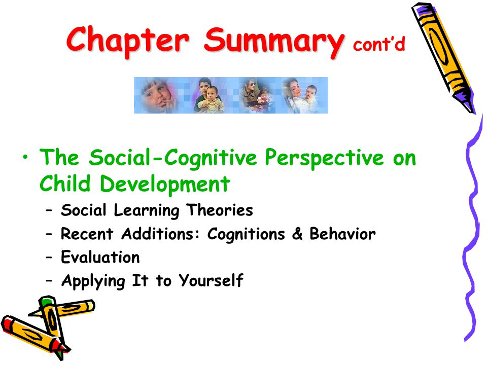 Introduction to cognitive development