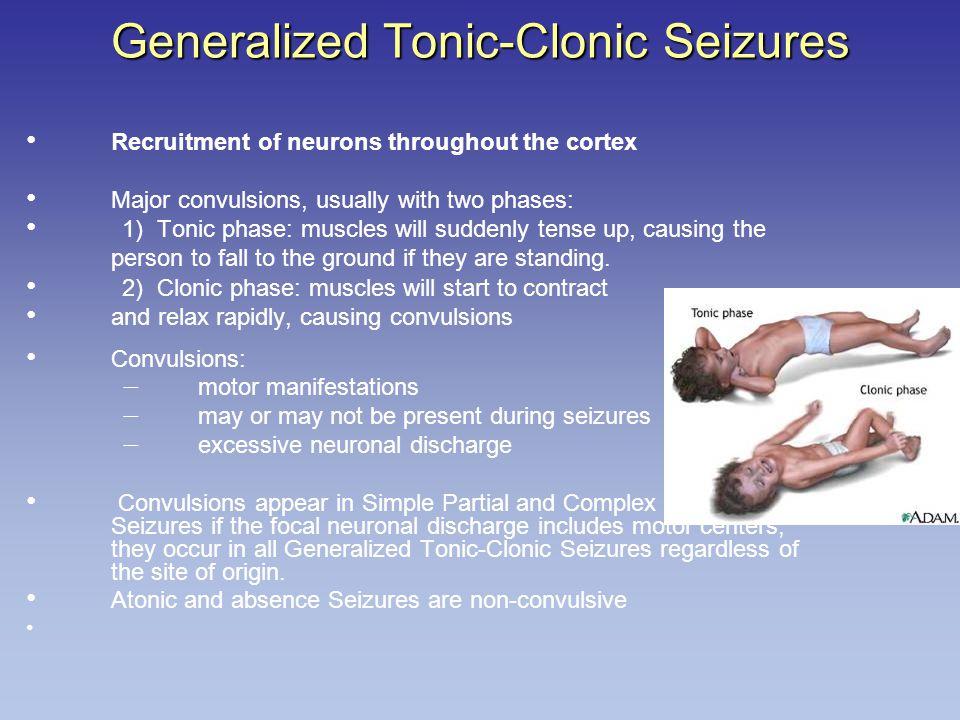 Generalized Tonic-Clonic Seizures
