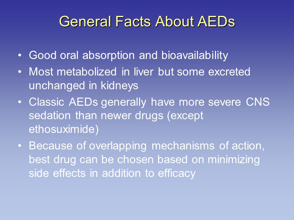 General Facts About AEDs