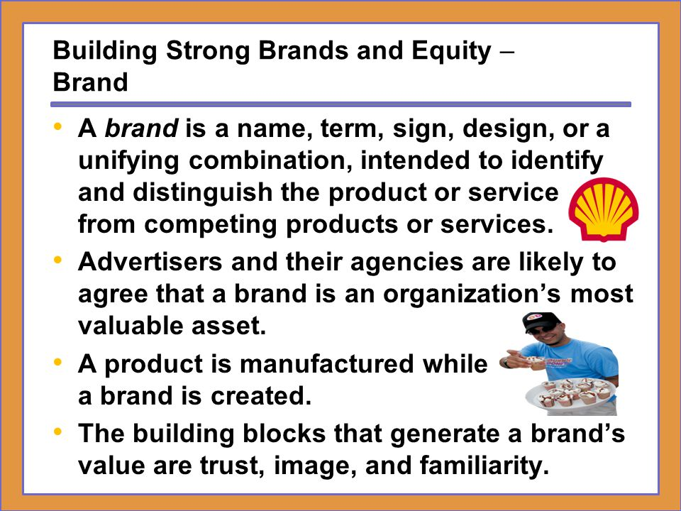 building strong brands Start studying ch- 11 - building strong brands learn vocabulary, terms, and more with flashcards, games, and other study tools.