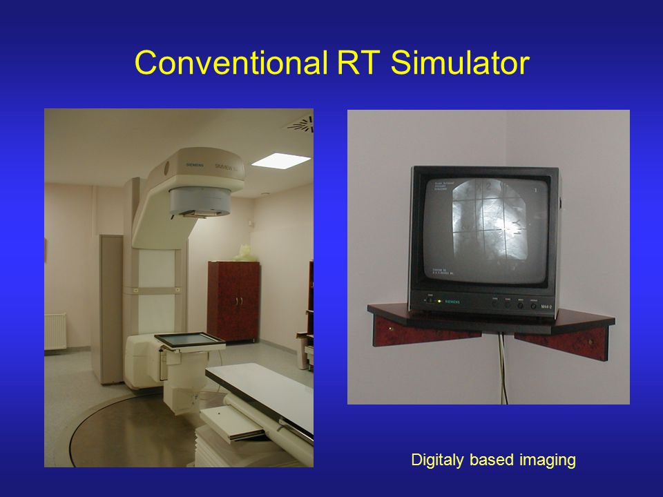 Conventional RT Simulator