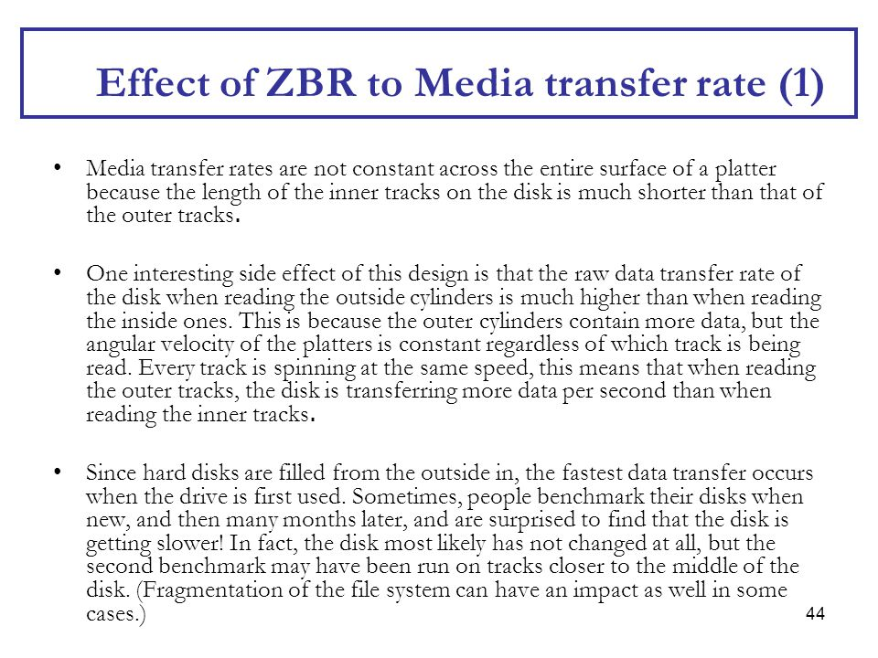 Effect of ZBR to Media transfer rate (1)