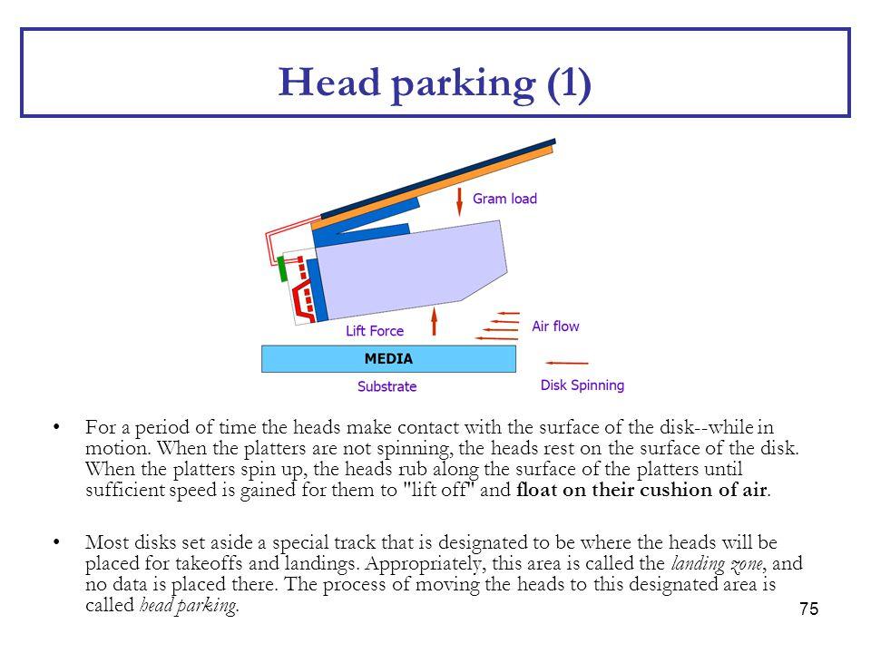 Head parking (1)