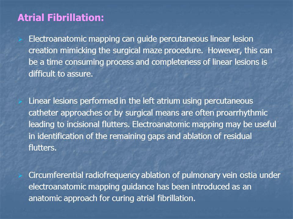 Atrial Fibrillation: