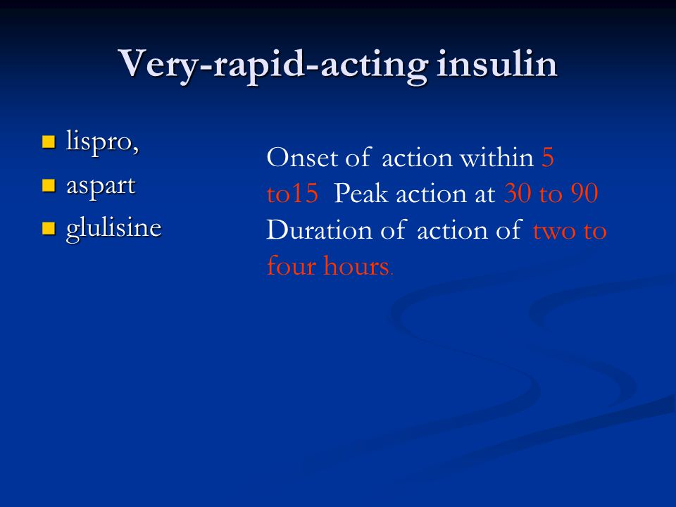 Very-rapid-acting insulin