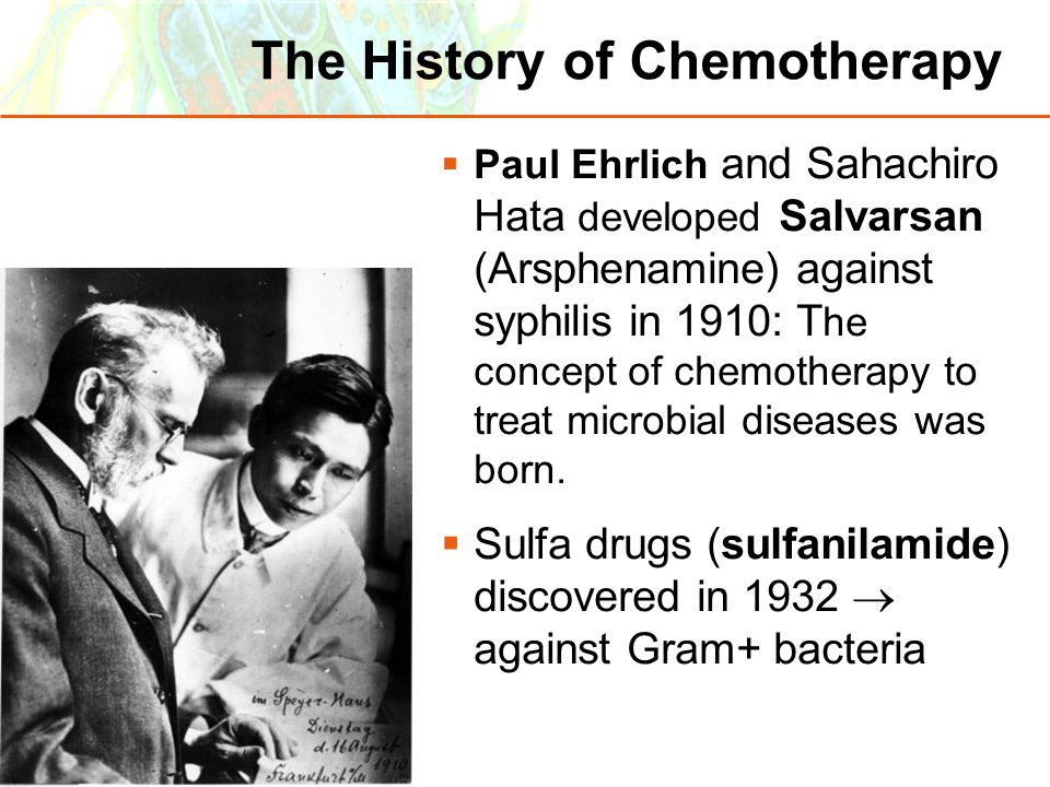 The History of Chemotherapy