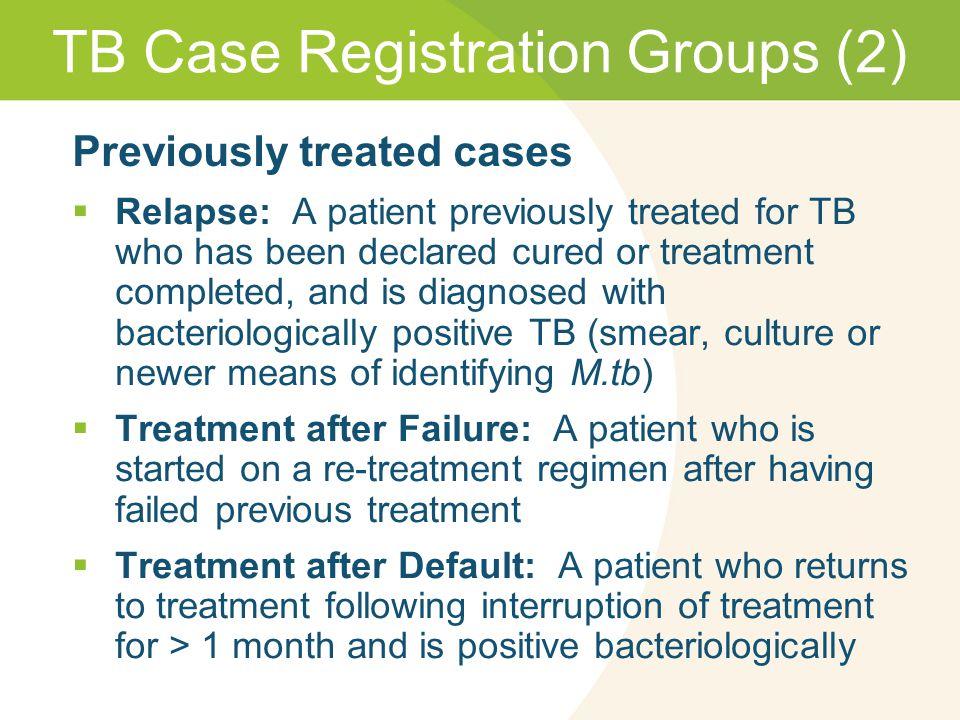 TB Case Registration Groups (2)