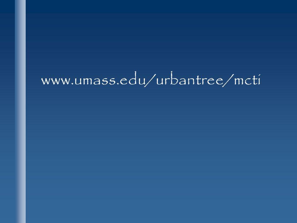 www.umass.edu/urbantree/mcti