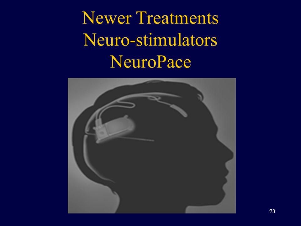 Newer Treatments Neuro-stimulators NeuroPace