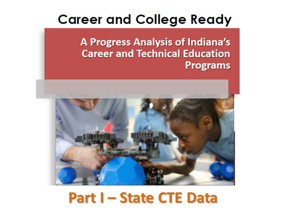Part I – State CTE Data