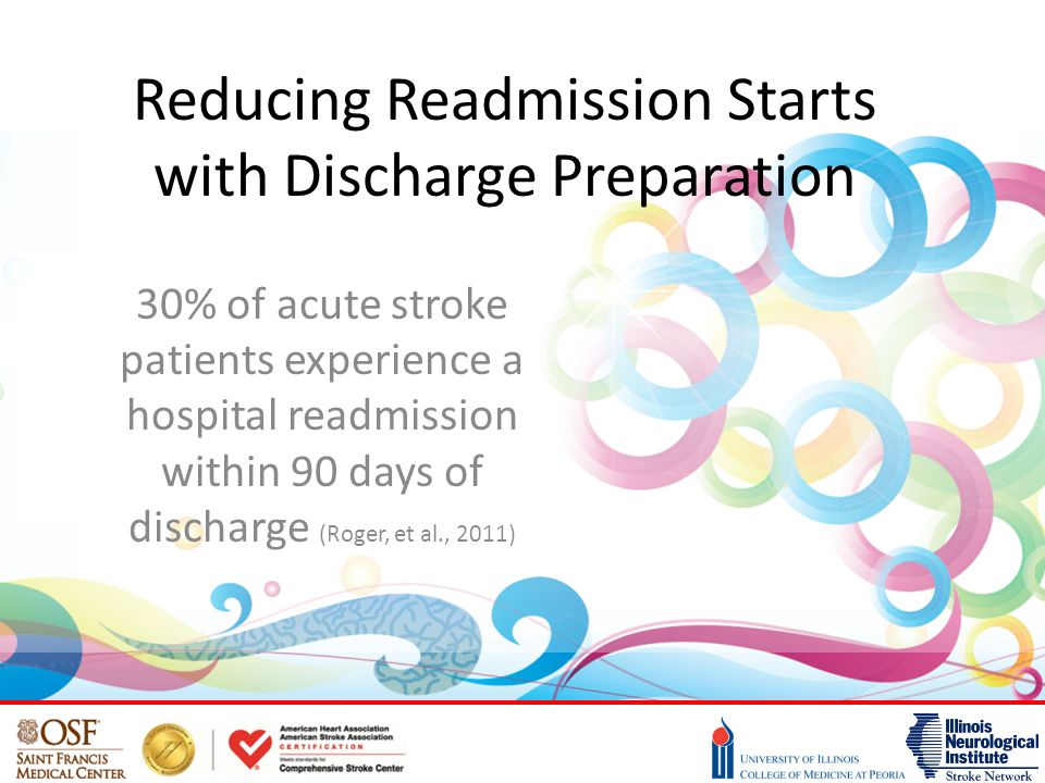 Reducing Readmission Starts with Discharge Preparation