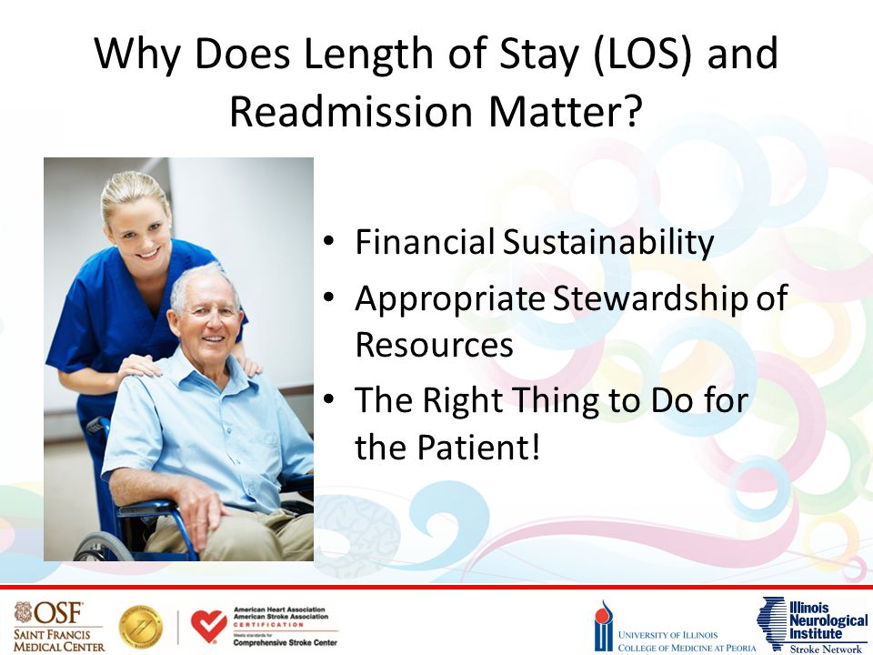 Why Does Length of Stay (LOS) and Readmission Matter