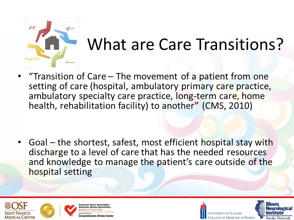 What are Care Transitions