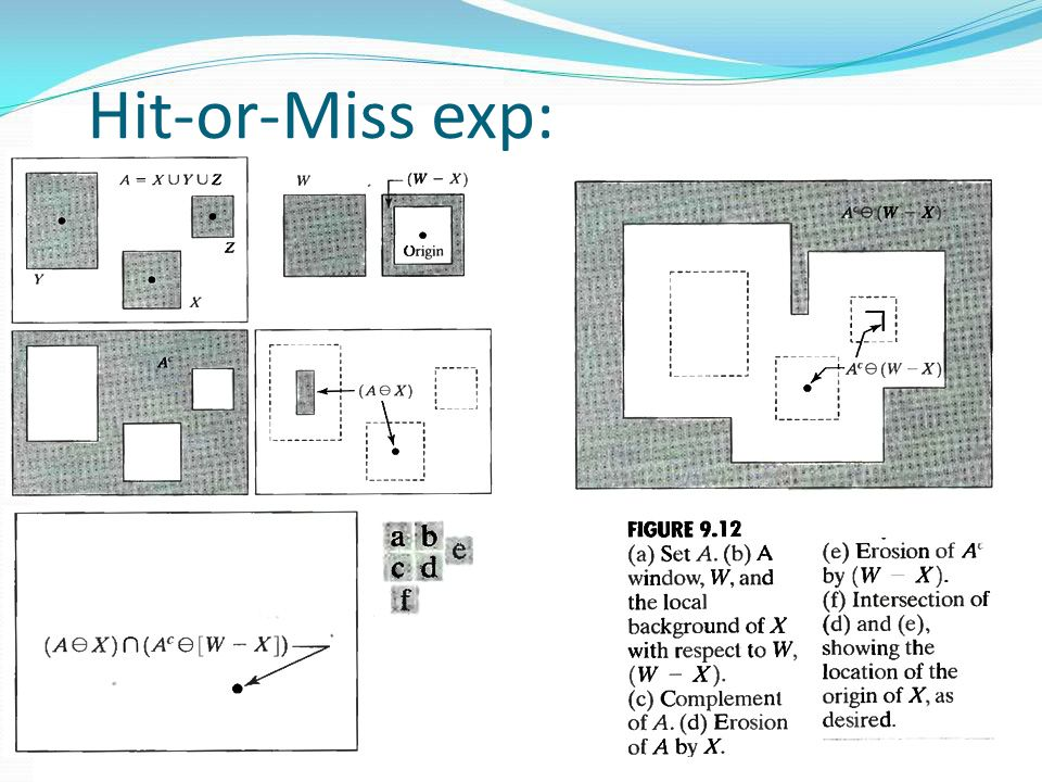 Hit-or-Miss exp: