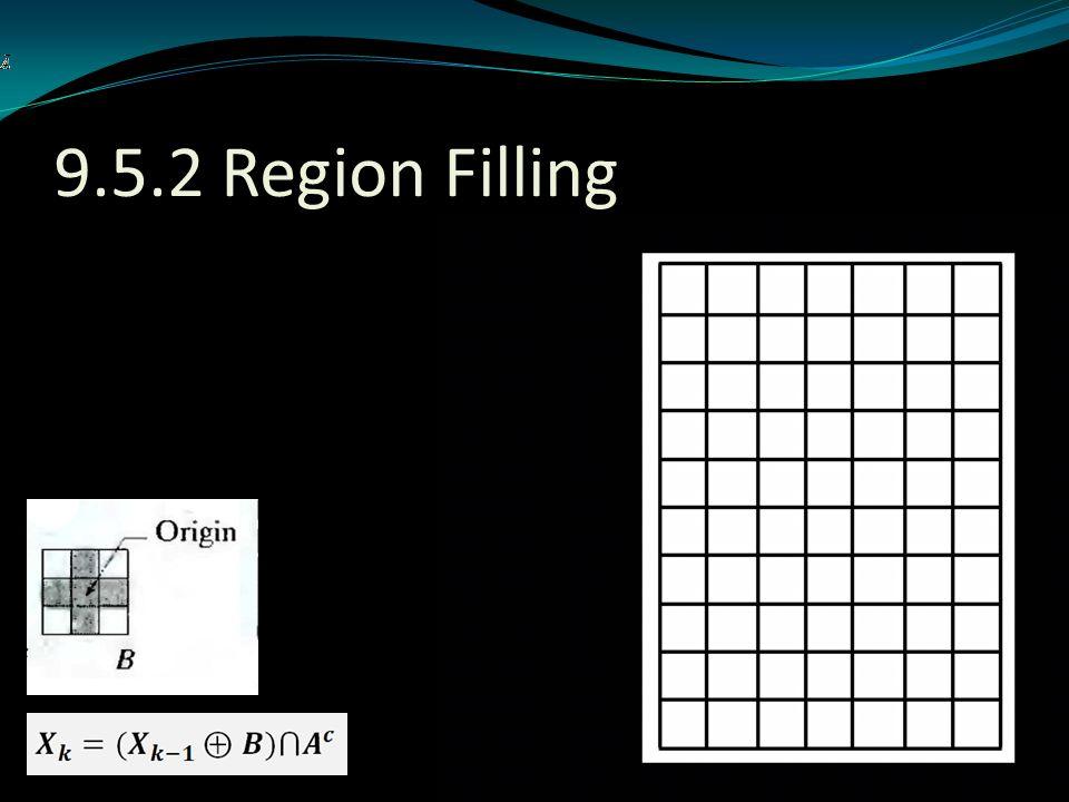 9.5.2 Region Filling