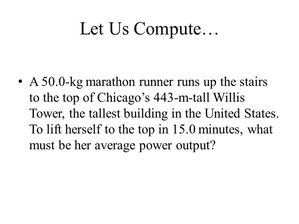 Let Us Compute…