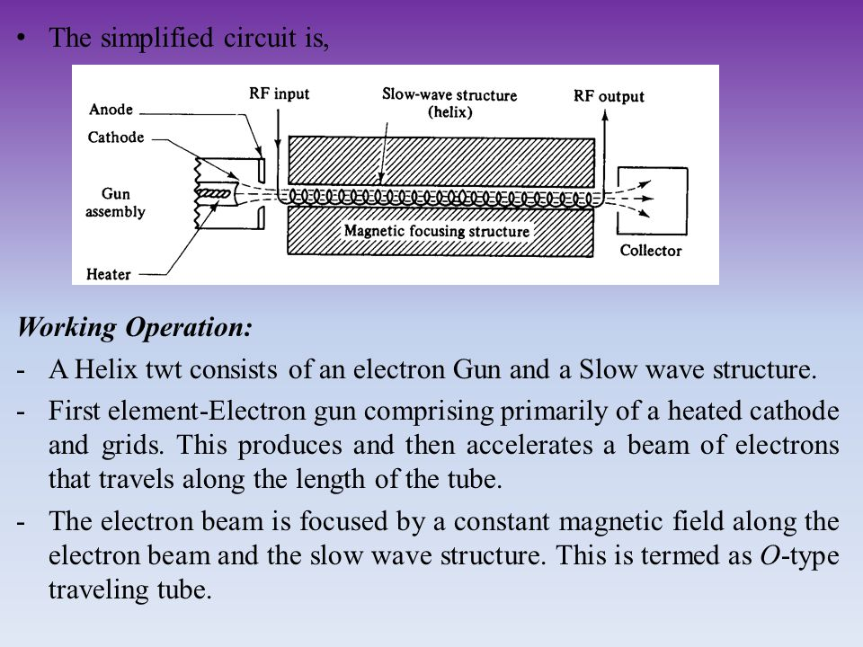 The simplified circuit is,