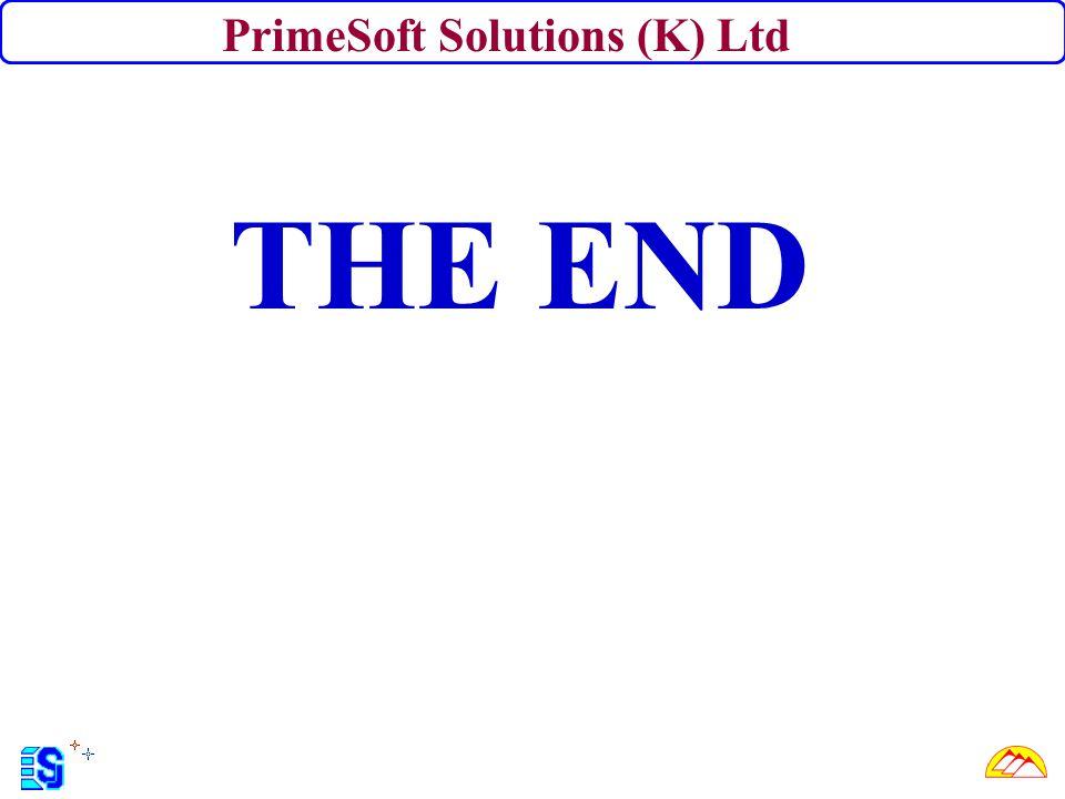 PrimeSoft Solutions (K) Ltd