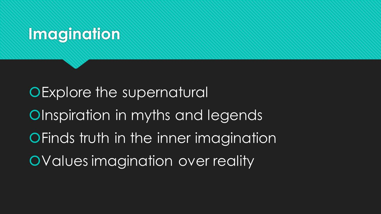 Imagination Explore the supernatural Inspiration in myths and legends