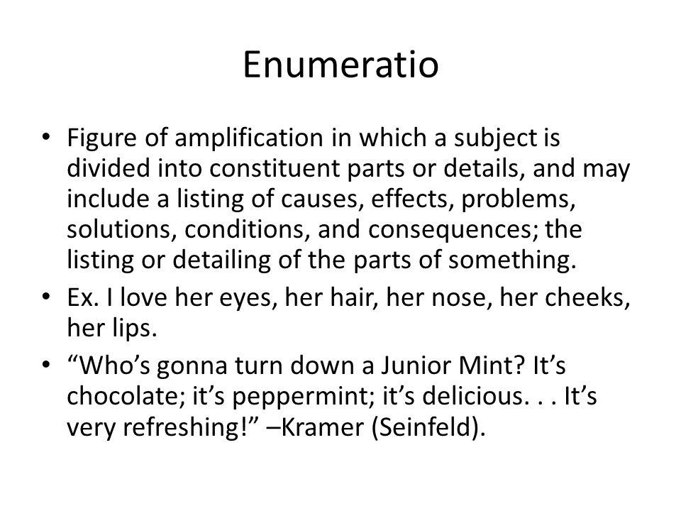 Enumeratio
