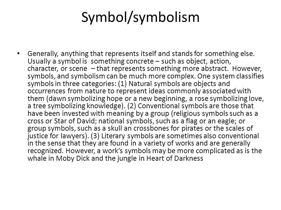 Symbol/symbolism