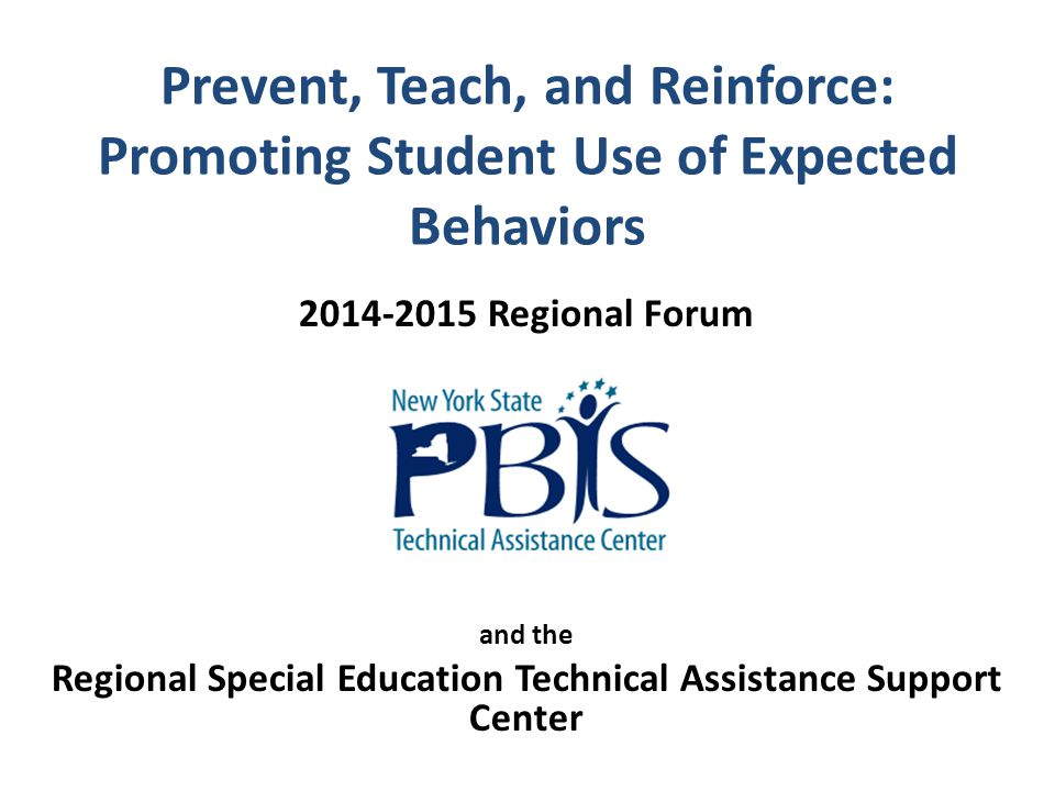 Promoting Student Use of Expected Behaviors