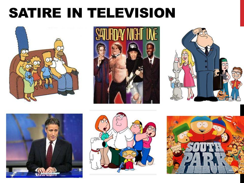 Satire in Television