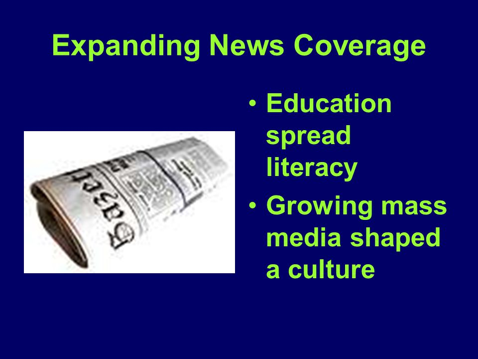 Expanding News Coverage